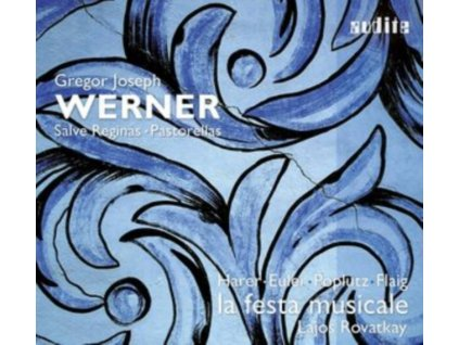 LA FESTA MUSICALE - Gregor Joseph Werner (CD)