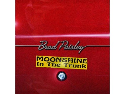 BRAD PAISLEY - Moonshine In The Trunk (CD)