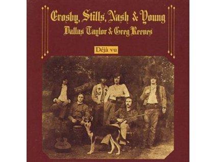CROSBY STILLS NASH & YOUNG - Deja Vu (CD)