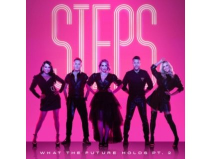 STEPS - What The Future Holds Pt. 2 (CD)