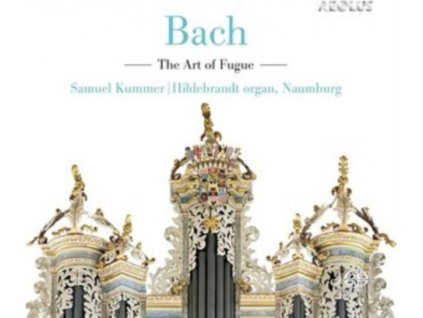 SAMUEL KUMMER - J.S. Bach: The Art Of The Fugue Bvw 1080 (CD)