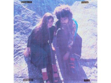 LIGHTMAN JARVIS ECSTATIC BAND - Banned (CD)