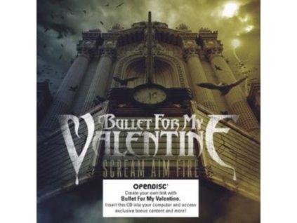 BULLET FOR MY VALENTINE - Scream Aim Fire (CD)