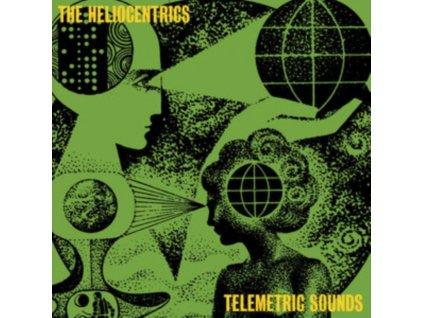 HELIOCENTRICS - Telemetric Sounds (CD)