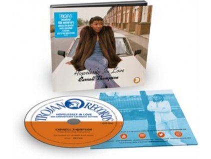 CARROLL THOMPSON - Hopelessly In Love (40th Anniversary Expanded Edition) (CD)