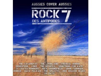 VARIOUS ARTISTS - Rock Des Antipodes Volume 7 (CD)