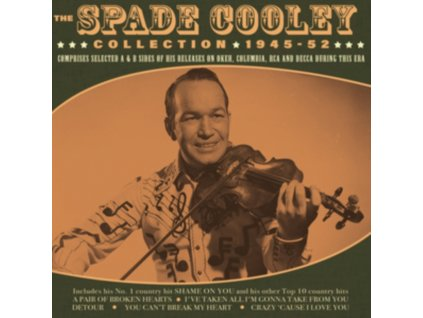 SPADE COOLEY - Spade Cooley Collection 1945-52 (CD)