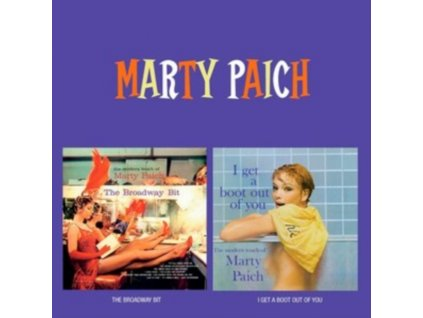 MARTY PAICH - The Broadway Bit / I Get A Boot Out Of You (CD)