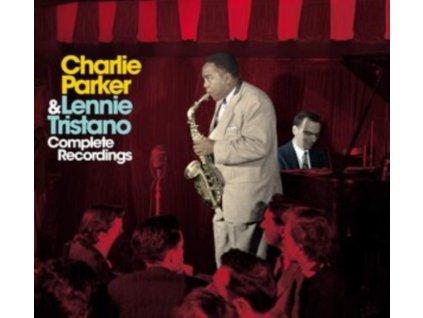 CHARLIE PARKER & LENNIE TRISTANO - Charlie Parker & Lennie Tristano: Complete Recordings. Centennial Celebration Collection 1920-2020 (CD)
