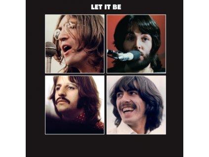 BEATLES - Let It Be (CD)