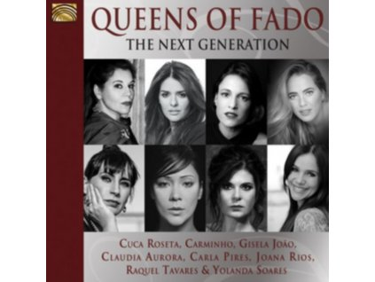 VARIOUS ARTISTS - Queens Of Fado - The Next Generation (CD)