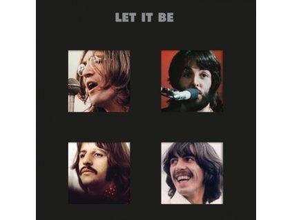 BEATLES - Let It Be (CD + Blu-ray)