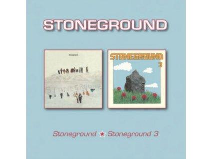 STONEGROUND - Stoneground / Stoneground 3 (CD)
