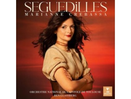 MARIANNE CREBASSA - Seguedilles (CD)