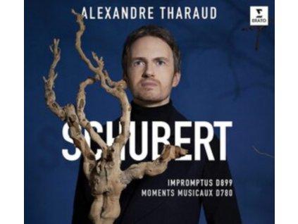ALEXANDRE THARAUD - Schubert: Impromptus D899. Moments Musicaux D780 (CD)