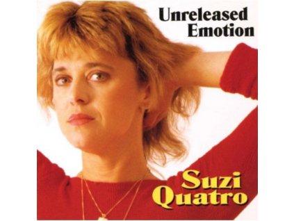 SUZI QUATRO - Unreleased Emotion (CD)