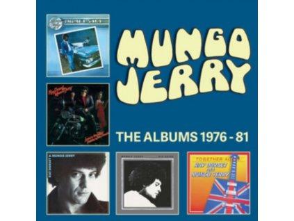 MUNGO JERRY - The Albums 1976-81 (CD)