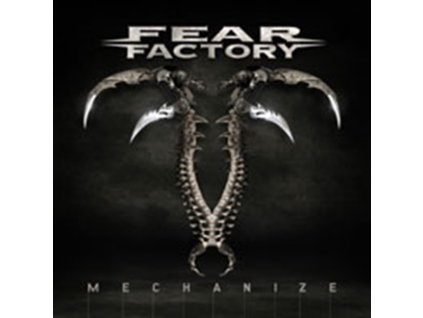 FEAR FACTORY - Mechanize (CD)
