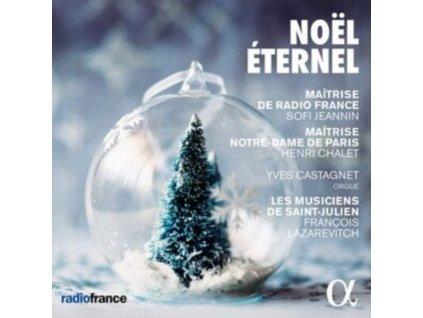 MAITRISE DE RADIO FRANCE / MAITRISE NOTRE-DAME DE PARIS - Noel Eternel (CD)