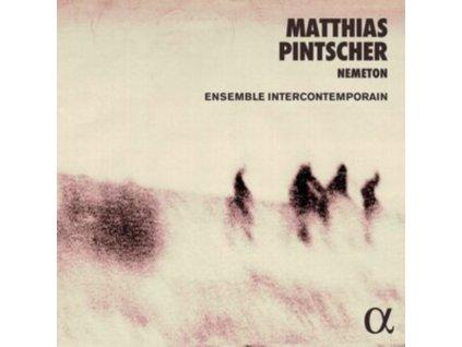 ENSEMBLE INTERCONTEMPORAIN - Pintscher: Nemeton (CD)