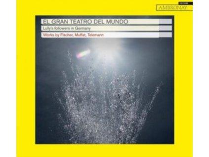EL GRAN TEATRO DEL MUNDO - Lulys Followers In Germany (CD)
