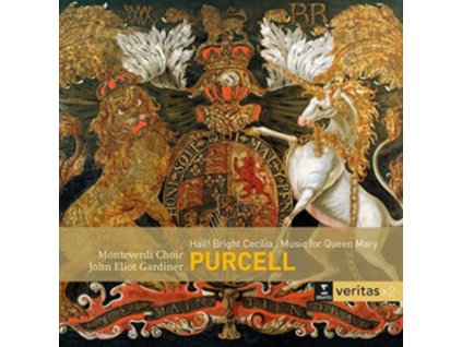 JOHN ELIOT GARDINER - Purcellhail Bright Cecilia Come Ye Sons (CD)