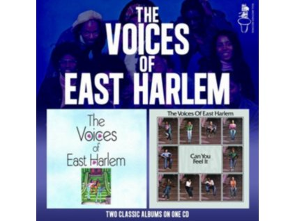 VOICES OF EAST HARLEM - The Voices Of East Harlem / Can You Feel It (CD)
