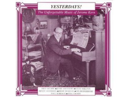 VARIOUS ARTISTS - The Unforgettable Music Of Jerome Kern (CD)