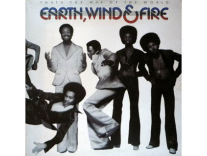 EARTH WIND & FIRE - Thats The Way Of The World (CD)