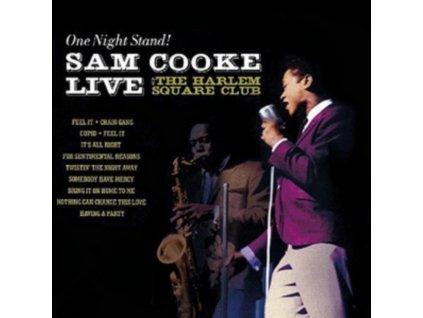 SAM COOKE - Live At Harlem Square Club (CD)