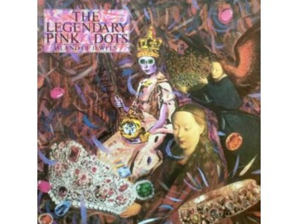 LEGENDARY PINK DOTS - Island Of Jewels (CD)