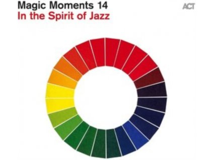MAGIC MOMENTS 14 - In The Spirit Of Jazz (CD)