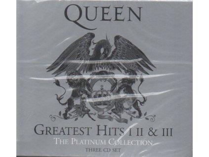 queen platinum collection 3 cd