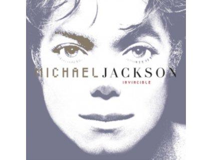 Michael Jackson - Invincible (Music CD)