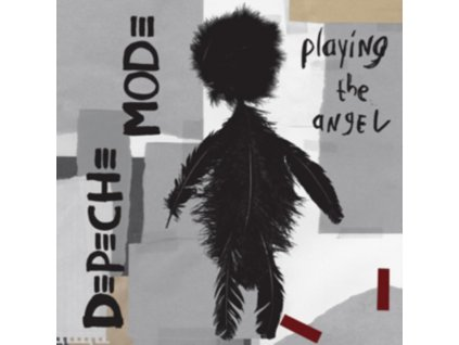 Depeche Mode - Playing the Angel (Music CD)