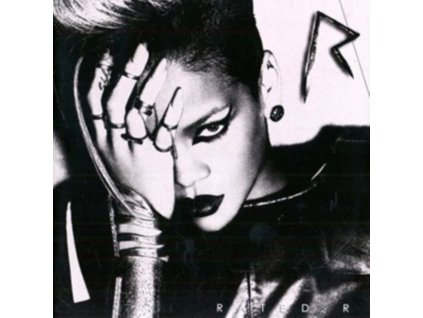 Rihanna - Rated R (Music CD)