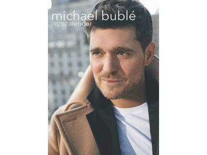michael buble kalendář 2020 a3