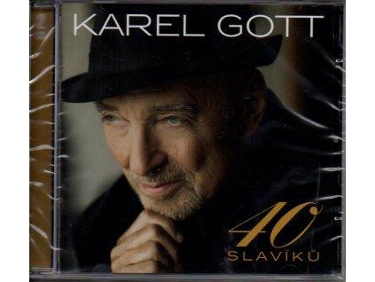 karel gott 40 slavíků 2 cd