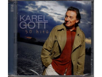 karel gott 50 hitů 2 cd
