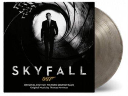 OST - Skyfall (2 LP / vinyl) (Transparent/Black Mixed Vinyl)