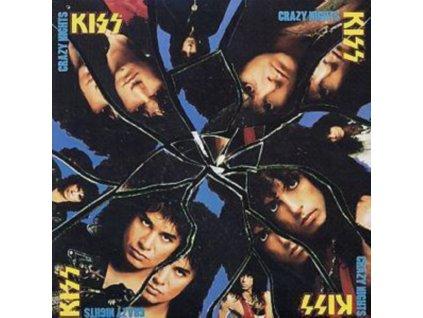 Kiss - Crazy Nights (Music CD)