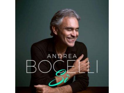Andrea Bocelli - Si (Music CD)
