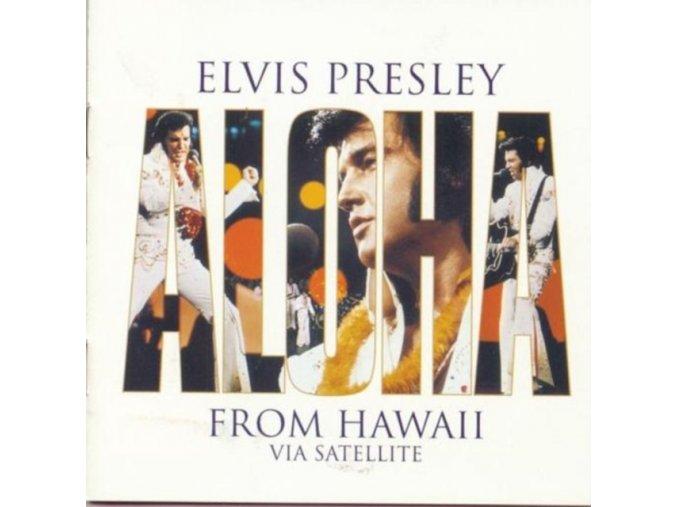 Elvis Presley - Aloha From Hawaii Via Satellite (Music CD)