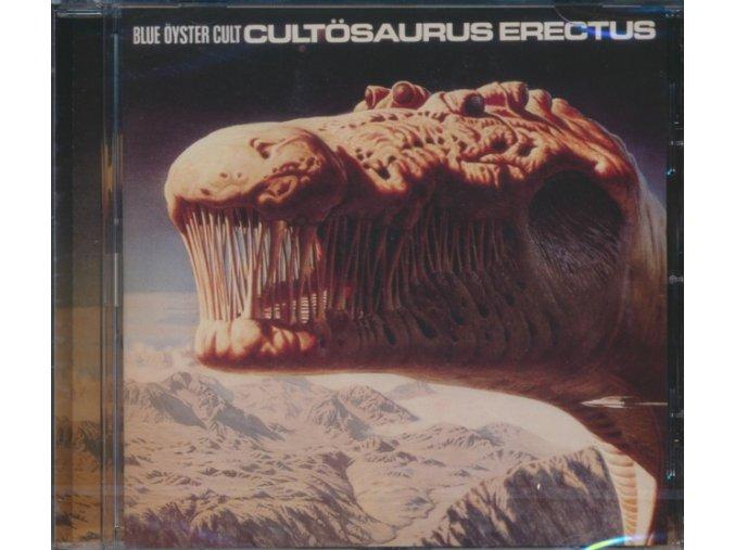Blue Oyster Cult - Cultosaurus Erectus (Music CD)