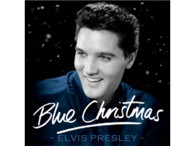 Elvis Presley - Blue Christmas (Music CD)