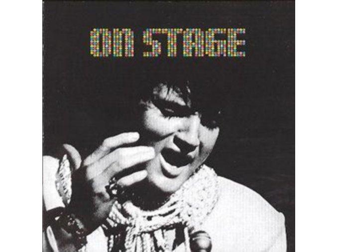 Elvis Presley - On Stage (Music CD)