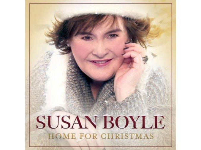 Susan Boyle - Home For Christmas (Music CD)