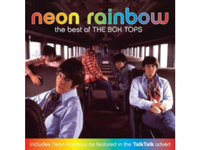 Box Tops - Neon Rainbow (The Best Of The Box Tops) (Music CD)