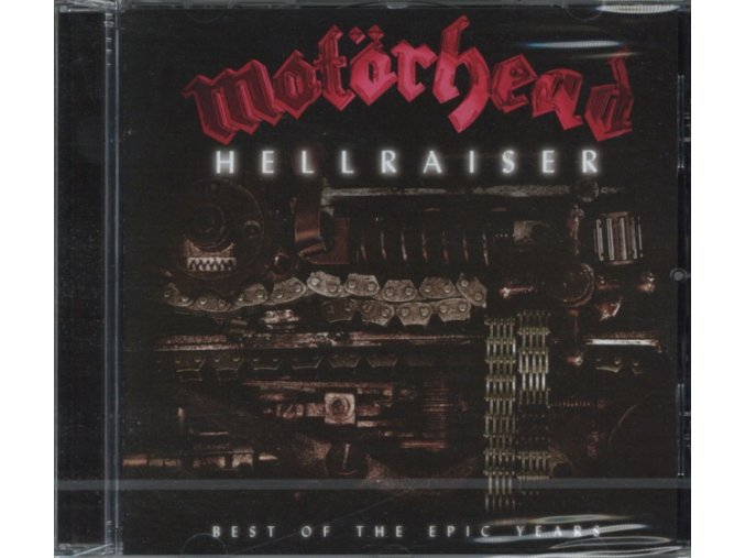 Motorhead - Hellraiser (The Best Of The Epic Years)