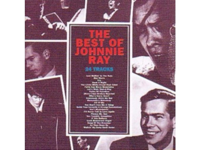 Johnnie Ray - The Best Of (Music CD)